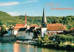 73205593 Neckargemuend Kirche  Neckargemuend - Neckargemünd