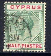 CHYPRE - 57° - GEORGE V - Chypre (...-1960)