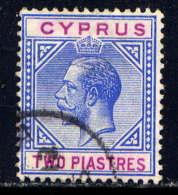CHYPRE - 60° - GEORGE V - Chypre (...-1960)