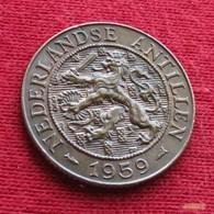 Netherlands Antilles 2 1/2 Cents 1959 KM# 5  Antillen Antilhas Antille Antillas - Antilles Neérlandaises