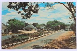 The Great Zimbabwe Ruins Hotel, Zimbabwe (S. Rhodesia), Africa - Zimbabwe