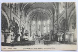 Interieur De L'Eglise, Juvigny En Perthois, France - Unclassified