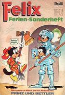 Felix Ferien-Sonderheft 1973 - Comicheft Bastei-Verlag - Livres, BD, Revues