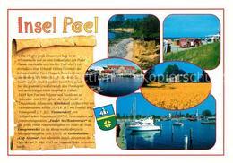 73217212 Insel_Poel Kueste Strand Hafen Landschaftspanorama Chronik Insel_Poel - Alemania