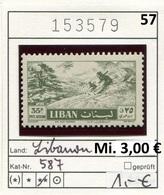 Libanon - Liban - Rep. Libanaise - Michel 587 - ** Mnh Neuf Postfris - - Libanon