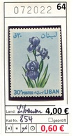 Libanon - Liban - Rep. Libanaise - Michel 854 - ** Mnh Neuf Postfris - - Libanon