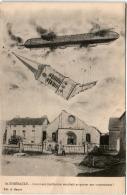 5HST 841 CPA - SAINT THIEBAULT - COMMENT GUILLAUME VOUDRAIT EMPORTER NOS MONUMENTS - France
