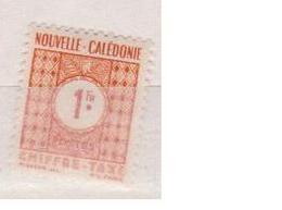 NOUVELLE CALEDONIE     N°  YVERT      TAXE  42   NEUF SANS  CHARNIERE       ( Nsch 03 ) - Impuestos