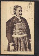 73109 . COSTUME DE MAURIENNE . (recto/verso) ANNEE  1920 . COLL. L. GRIMAL. - France