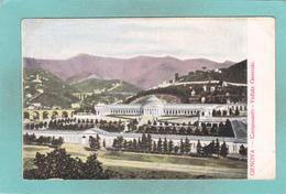 Old Small Postcard Of Genova, Genoa, Liguria, Italy.R51. - Genova (Genoa)
