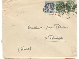 2144 - NANCY GARE - Postmark Collection (Covers)