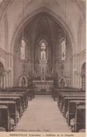 14 - HEROUVILLE - Intérieur De La Chapelle - Herouville Saint Clair