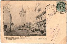51eg 740 CPA - PERONNE - Peronne