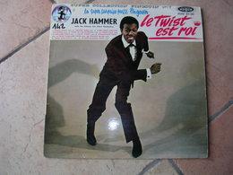 """33 Tours 30 Cm - JACK HAMMER  - VOGUE 07-30  """" LE TWIST EST ROI """"  12 TITRES - Vinyl Records"""
