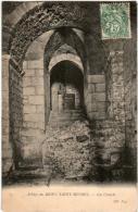51ee 932 CPA - LE MONT SAINT MICHEL - LES CACHOTS - Le Mont Saint Michel