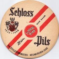 #D202-169 Viltje Schloss Brauerei Neunkirchen - Sous-bocks