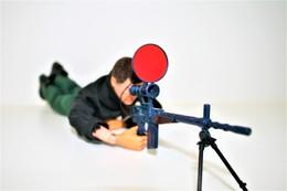 Vintage ACTION MAN PARTS : SIG 510-4 - Original Hasbro 1970's - Palitoy - GI JOE - Sniper - Action Man