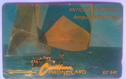 13CATC Sailing Week EC$40 - Antigua And Barbuda