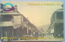267CTTA Frederick Street $20 - Trinidad & Tobago