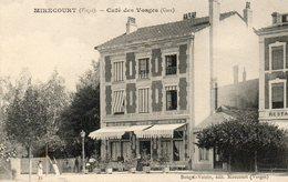 CPA - MIRECOURT (88) - Aspect Du Café Des Vosges Au Début Du Siècle - Mirecourt