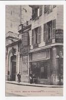 CPA 75 PARIS 2 Eme Hotel De Villarceaux Rue De Richelieu - District 02