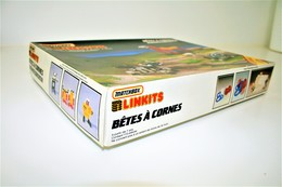 Matchbox LINKITS Dutch : Ruimtedieren , Sealed - Figurines