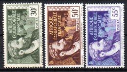 AEF Afrique : N° 41  45 & 46  Neuf  XX MNH  , Cote : 2,95 Euro - A.E.F. (1936-1958)