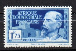 AEF Afrique : N° 56  Neuf  XX MNH  , Cote : 1,10  Euro - A.E.F. (1936-1958)