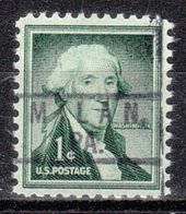 USA Precancel Vorausentwertung Preo, Locals Pennsylvania, Milan 801 - Vereinigte Staaten