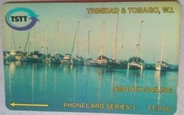 135CTTA Smooth Sailing $100 - Trinidad & Tobago
