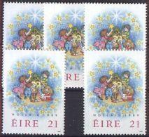 IRLAND 1989 Mi-Nr. 5 X 694 ** MNH - 1949-... République D'Irlande