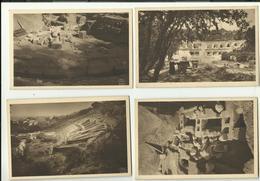 Ruines Romaines Au Monastère De Sainte Elizabeth De Lyon Lyon:  1934: 6 Cp - History
