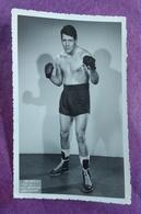 PHOTO BOXE : MOELO M. Poids Moyen, Saint-Nazaire - Boxing