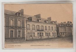 CPA APPEVILLE ANNEBAULT (Eure) - Le Bourg - France