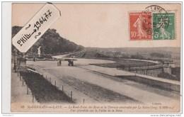 78 St-Germain En Laye - Cpa / Le Rond-Point Des Roses Et La Terrasse Construite Par Le Notre. - St. Germain En Laye
