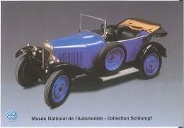 CPM Automobile - Musée Schlumpf - Mulhouse - Citroën Torpédo Type C3 - 1925 - Cartes Postales