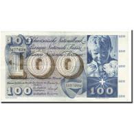 Billet, Suisse, 100 Franken, 1956-10-25, KM:49a, TB+ - Switzerland
