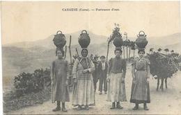 20. CORSE.  CARGESE.  PORTEUSES D EAU - France