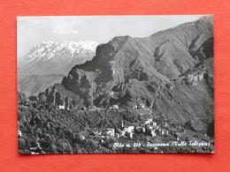 Cartolina Olda - Panorama - Valle Taleggio - 1967 - Bergamo