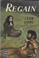 Regain--Jean GIONO- Livre De Poche 1970--TBE - Livres, BD, Revues