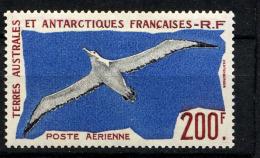 TAAF 1956/9, Yv. PA 4*, Grand Albatros, 1 Valeur Neuf / Mint Hinged. R2381. Trace Charnière / MH - Neufs