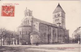 CPA -  SAINT GAUDENS L'église - Saint Gaudens