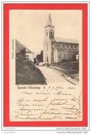 Souvenir D'Havelange - L'Eglise - 2 Scans - Havelange