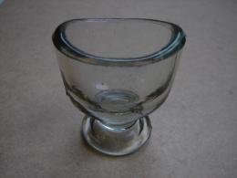 Lot. 883. Rince Oeil En Verre - Glass & Crystal