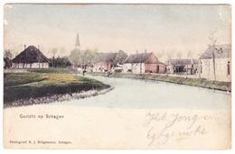 Schagen - Dorpsgezicht - 1906 - Schagen