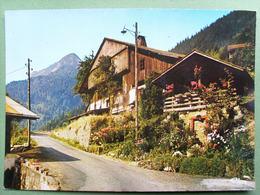 74 , Le Petit Bornand ,le Village Fleuri De L'essert...    Circulée Timbrée ........cpsm....gf - Frankrijk