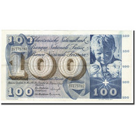 Billet, Suisse, 100 Franken, 1963-03-28, KM:49e, TTB+ - Suiza