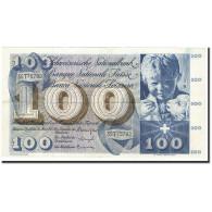 Billet, Suisse, 100 Franken, 1963-03-28, KM:49e, TTB+ - Switzerland