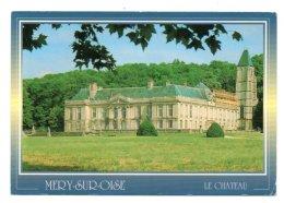 GF (95) 574, Mery Sur Oise, Mage, Le Château, état - Mery Sur Oise