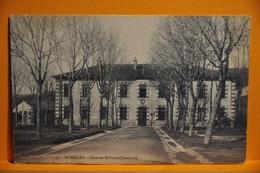 Aurillac - Caserne  Milhaud (remonte) - Aurillac